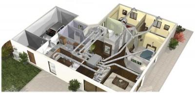 schema climatisation gainable inverter h li o. Black Bedroom Furniture Sets. Home Design Ideas