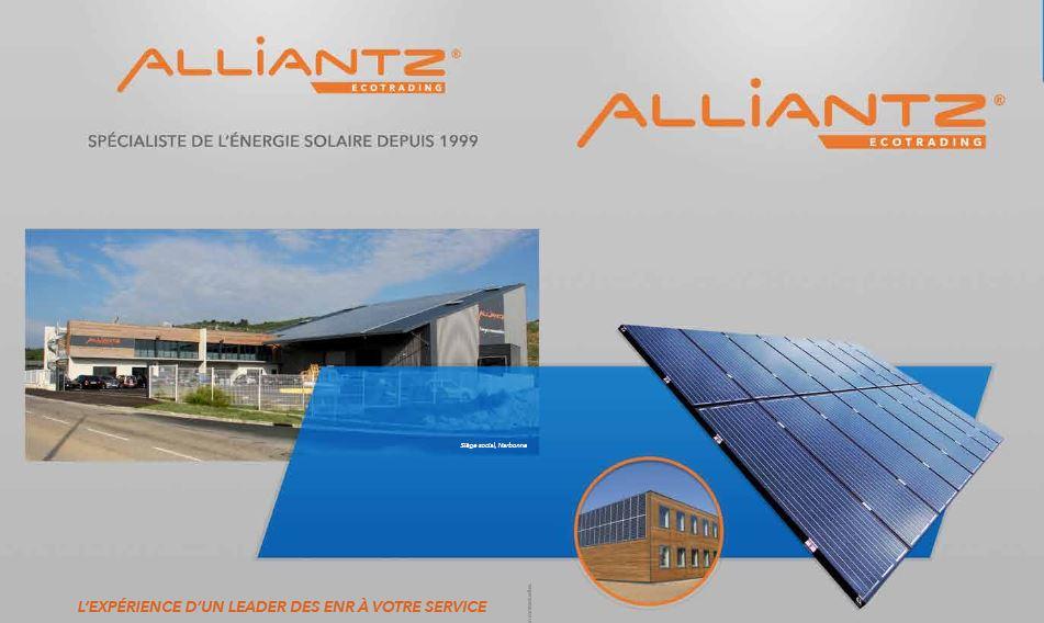 modules photovolta ques alliantz h li o. Black Bedroom Furniture Sets. Home Design Ideas
