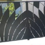 portails fer forgés sur mesure