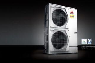 zubadan mitsubishi electric pompe à chaleur air eau