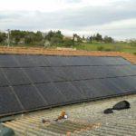 centrale photovoltaïque 9kwc