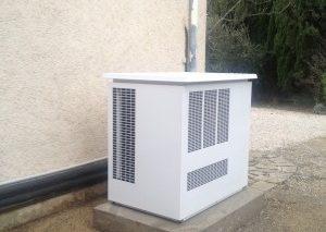 pompe à chaleur air eau aérothermie SITEBEL ELTRON WPL 20 UTILE